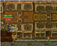 Metal slug crazy defense j�t�k