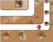 Pyramid tower defense tankos j�t�kok ingyen